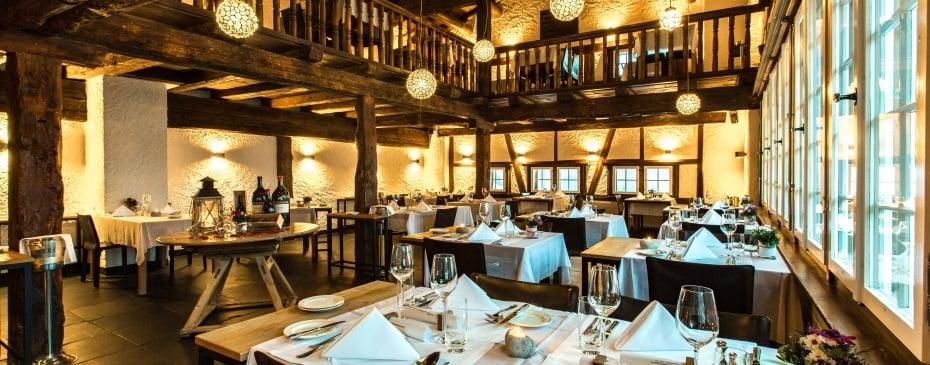 Gourmetrestaurant Guarda Val Sporz // Lenzerheide