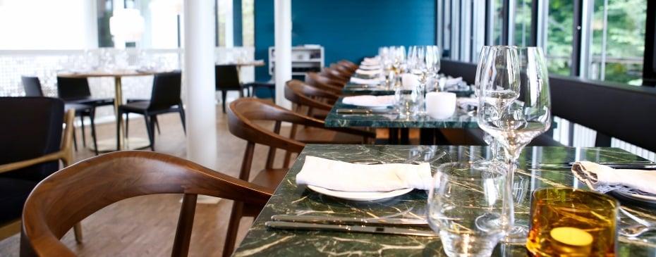 Restaurant Bay // Bern