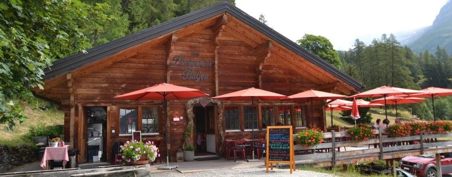 Restaurant Buljes // Leukerbad