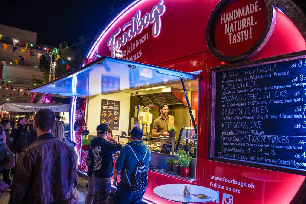 Streetfood Festival Tour 2018 Stand